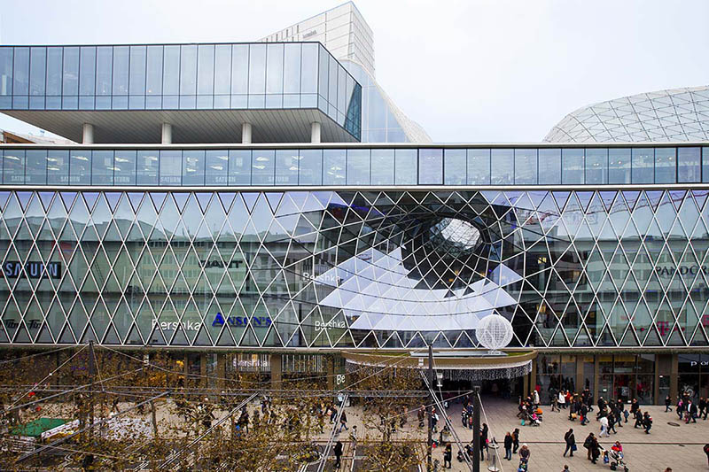 Architekturfotografie Retail: My Zeil, Frankfurt am Main